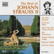 The Best of Johann Strauss II, CD / Album Cd