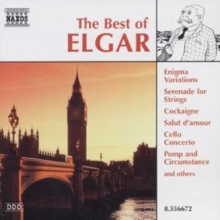 The Best of Elgar, CD / Album Cd