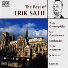 The Best Of Erik Satie, CD / Album Cd