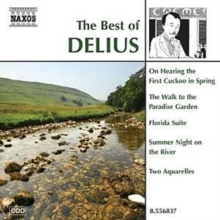 The Best of Delius, CD / Album Cd