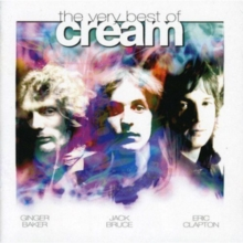 The Very Best Of Cream, CD / Album Cd