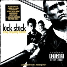 Lock, Stock & Two Smoking Barrels: soundtrack from the motion picture, CD / Album Cd