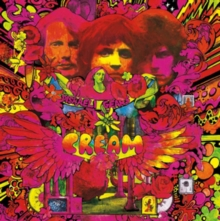 Disraeli Gears, CD / Album Cd