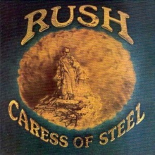 Caress of Steel, CD / Album Cd