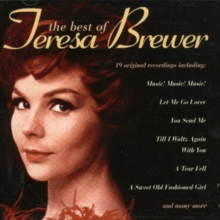 Best Of Teresa Brewer, CD / Album Cd