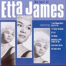 The Best of Etta James, CD / Album Cd