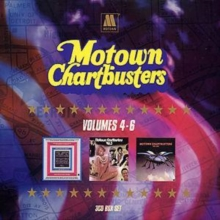 Motown Chartbusters: VOLUMES 4 - 6, CD / Album Cd