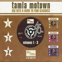 Tamla Motown: BIG HITS & HARD TO FIND CLASSICS, CD / Album Cd