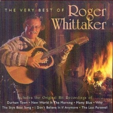 The Very Best Of Roger Whittaker, CD / Album Cd