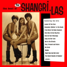 The Best Of The Shangri-Las: The Mercury Years, CD / Album Cd