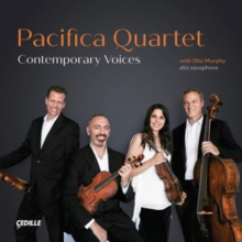 Pacifica Quartet: Contemporary Voices, CD / Album Cd