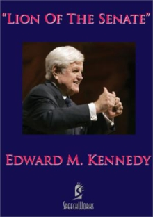 Edward M Kennedy - Lion of the Senate, DVD  DVD
