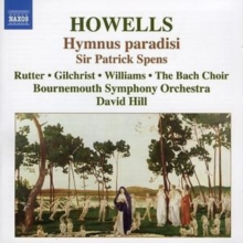 Hymnus Paradisi (Hill, Bournemouth So, Bach Choir), CD / Album Cd