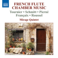 French Flute Chamber Music, CD / Album Cd