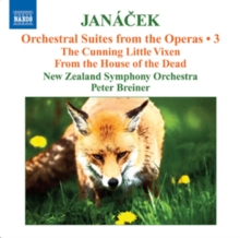 Orchestral Suites from the Operas, CD / Album Cd