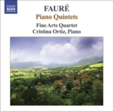 Piano Quintets, CD / Album Cd