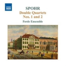 Double Quartets: Nos. 1 and 2, CD / Album Cd