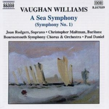 A Sea Symphony, CD / Album Cd