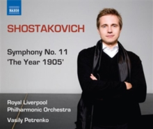 Shostakovich: Symphony No. 11, 'The Year 1905', CD / Album Cd