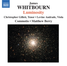 Luminosity and Other Choral Works, CD / Album Cd