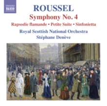 Symphony No. 4, CD / Album Cd