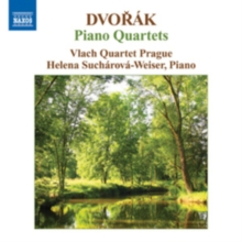 Piano Quartets, CD / Album Cd