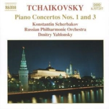 Piano Concertos Nos. 1 and 3 (Yablonsky, Russian Po), CD / Album Cd