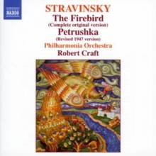 Firebird, The (Complete Original Version)/petrushka (Craft), CD / Album Cd