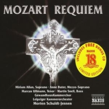 Requiem (Schuldt-jensen) [bonus Cd] [limited Edition], CD / Album Cd