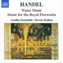 Water Music, Music for the Royal Fireworks (Mallon), CD / Album Cd