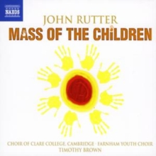 Mass of the Children, Wedding Canticle, Shadows (Brown), CD / Album Cd
