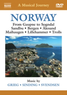 A   Musical Journey: Norway, DVD DVD