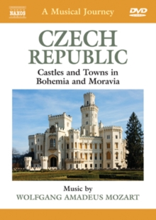 A   Musical Journey: Czech Republic - Castles and Towns..., DVD DVD