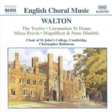 Choral Music, CD / Album Cd