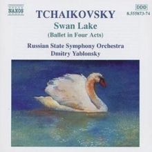 Swan Lake (Yablonsky, Rso), CD / Album Cd