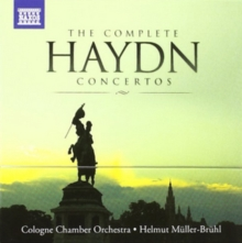 The Complete Haydn Concertos, CD / Box Set Cd