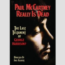 Paul McCartney Really Is Dead, DVD  DVD