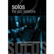 Jazz Sessions: John Abercrombie and Greg Osby, DVD  DVD