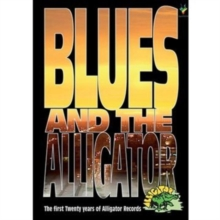 Blues and the Alligator, DVD  DVD