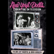 New York Dolls: Lookin' Fine On Television, DVD  DVD