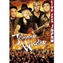 Johnny Winter: Live from Japan, DVD  DVD