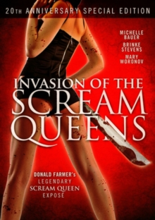 Invasion of the Scream Queens, DVD  DVD