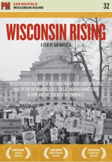 Wisconsin Rising, DVD  DVD
