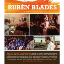 The Return of Rubén Blades, Blu-ray BluRay