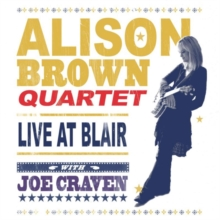 Alison Brown Quartet: Live at Blair, DVD  DVD