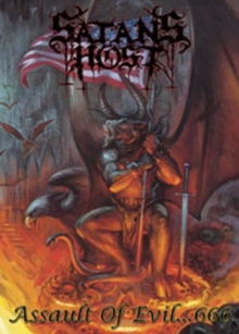 Satan's Host: Assault of Evil 666, DVD  DVD
