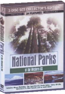 National Parks of the Western US, DVD  DVD