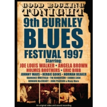 Good Rocking Tonight: 9th Burnley Blues Festival 1997, DVD  DVD