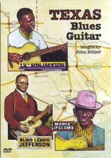 Texas Blues Guitar, DVD  DVD
