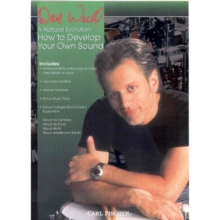 Dave Weckl: A Natural Evolution - How to Develop Your Own Sound, DVD  DVD